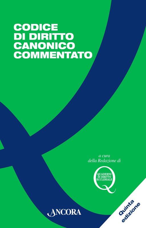 Codice di diritto canonico commentato