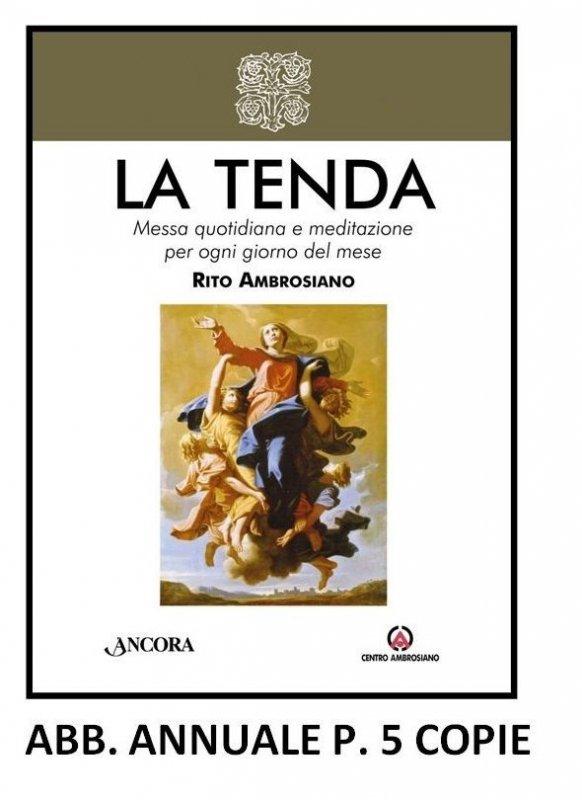 LA TENDA - Abbonamento 5 cp. o più