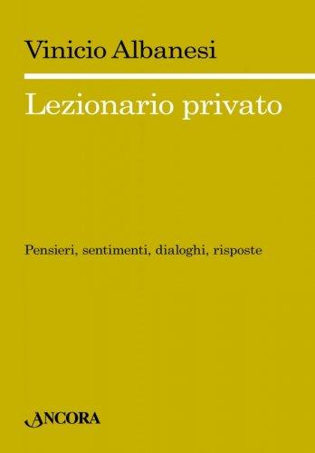 Lezionario privato