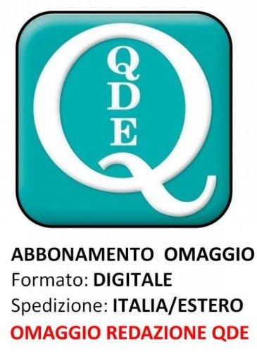 QUADERNI DI DIRITTO ECCLESIALE - Abb. digitale OMAGGIO per Redazione QDE