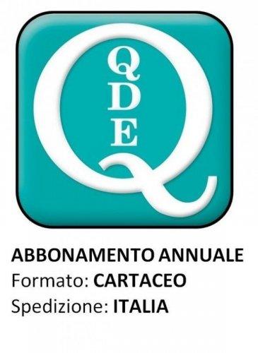 QUADERNI DI DIRITTO ECCLESIALE - Abbonamento ITALIA 2021