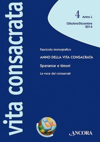 Vita consacrata 4/2014